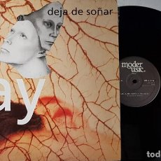 Discos de vinilo: RAY - DEJA DE SOÑAR - MIX. Lote 199868877