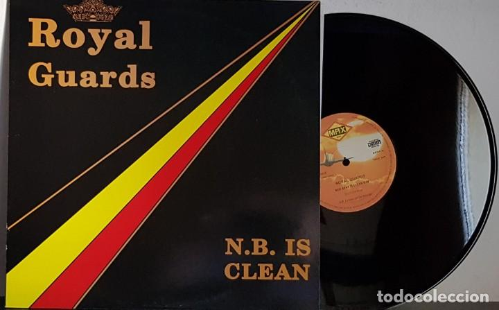 ROYAL GUARDS - N.B. IS CLEAN (Música - Discos de Vinilo - Maxi Singles - Disco y Dance)