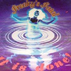 Discos de vinilo: DISCO VINILO MAXI FREAKY'S FATAL. Lote 199869311