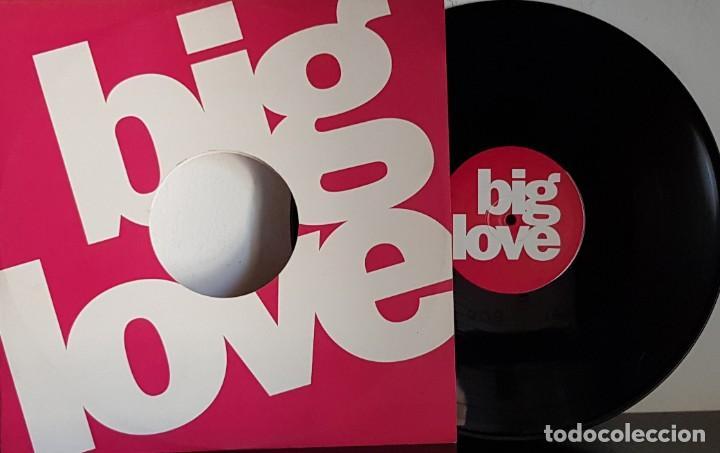 BIG LOVE - DAVE SPOON - FEAT. LAURA VANE (Música - Discos de Vinilo - Maxi Singles - Techno, Trance y House)