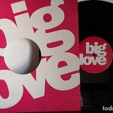 Discos de vinilo: BIG LOVE - DAVE SPOON - FEAT. LAURA VANE. Lote 199871911