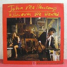 Discos de vinilo: JOHN MELLENCAMP ' WHENEVER WE WANTED ' 1991 LP33. Lote 199872465