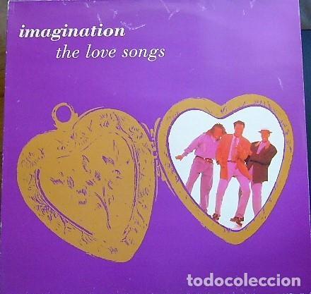 IMAGINATION - THE LOVE SONGS (Música - Discos - LP Vinilo - Funk, Soul y Black Music)