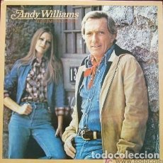 Discos de vinilo: ANDY WILLIAMS - LET'S LOVE WHILE WE CAN. Lote 199874092