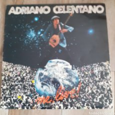 Discos de vinilo: ADRIANO CELENTANO, ME LIVE, 2LP. Lote 199885445