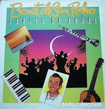 BONET DE SAN PEDRO - CARITA DE ANGEL (Música - Discos - LP Vinilo - Solistas Españoles de los 50 y 60)