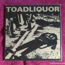 Discos de vinilo: TOADLIQUOR - CEASE & DECEASE 12'' DOBLE LP GATEFOLD PRECINTADO - SLUDGE METAL DOOM METAL. Lote 199886707