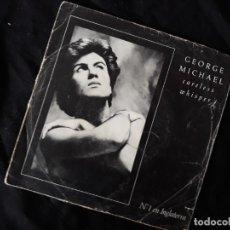 Discos de vinilo: GEORGE MICHAEL- DISCO PEQUEÑO. 1984 CBS RECORDS. Lote 199903490