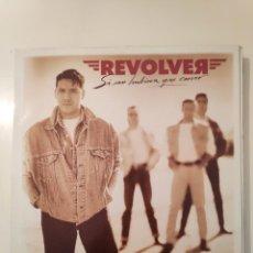 Discos de vinil: NT REVOLVER - SI NO HUBIERA QUE CORRER 1992 CARLOS GOÑI. Lote 199909617