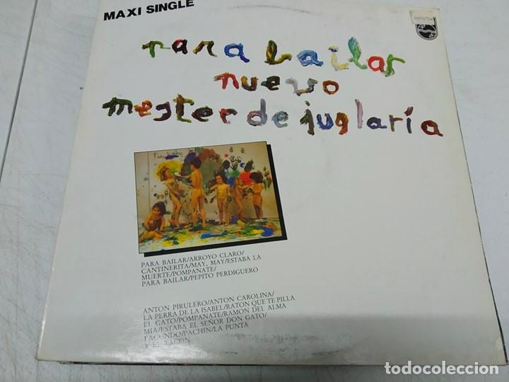NUEVO MESTER DE JUGLARÍA – PARA BAILAR (Música - Discos de Vinilo - Maxi Singles - Country y Folk)