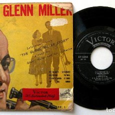Discos de vinilo: GLENN MILLER - THIS IS GLENN MILLER VOL.1 (MÚSICA Y LÁGRIMAS) - EP VICTOR 1956 JAPAN BPY. Lote 199922507