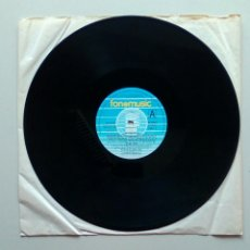Discos de vinilo: ROSA LEON - (SOLO SEGUNDO LP!) AMIGAS MÍAS, FONOMUSIC, 1986. SPAIN.. Lote 199939880