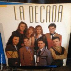 Discos de vinilo: LA DECADA PRODIGIOSA LA DECADA LP. Lote 199948585