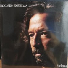Discos de vinilo: ERIC CLAPTON - JOURNEYMAN (LP, ALBUM, GAT) (REPRISE RECORDS, DUCK RECORDS) (D:NM). Lote 199953785