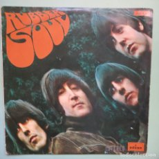Discos de vinilo: THE BEATLES - LP RUBBER SOUL PCSL 5300 (ESTEREO MUY RARA PRIMERA EDICION ESPAÑOLA - LEER). Lote 199957685