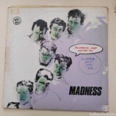 Discos de vinilo: NT MADNESS - TOMORROW'S JUST ANOTHER DAY 1983 MAXI VINILO. Lote 199959786