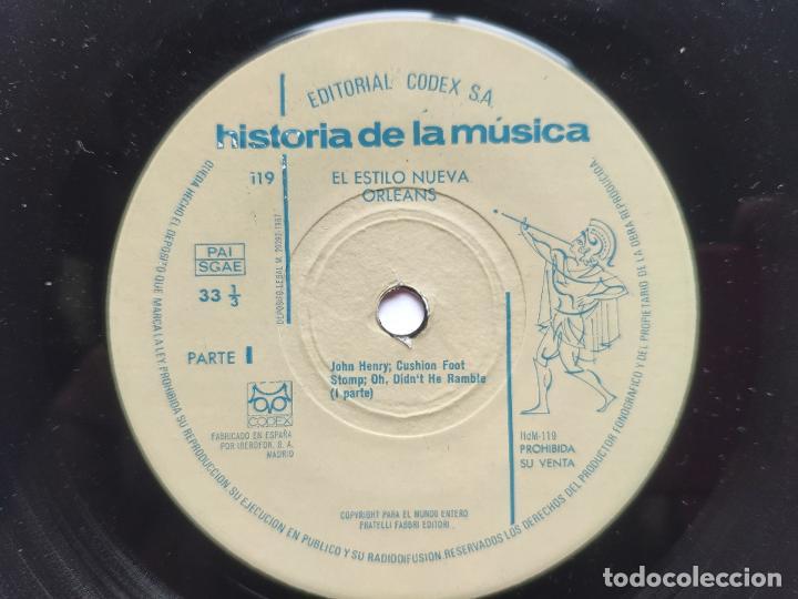 Discos de vinilo: 13 EP s COLECCIÓN COMPLETA JAZZ * CODEX * SWING * BEBOP * COOL JAZZ * HARD BOP * MUCHO TEMA INÉDITO - Foto 4 - 199963151
