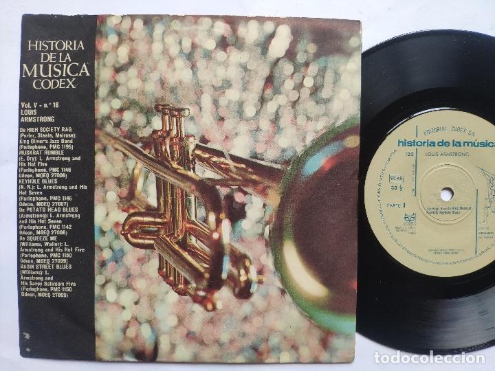 Discos de vinilo: 13 EP s COLECCIÓN COMPLETA JAZZ * CODEX * SWING * BEBOP * COOL JAZZ * HARD BOP * MUCHO TEMA INÉDITO - Foto 6 - 199963151