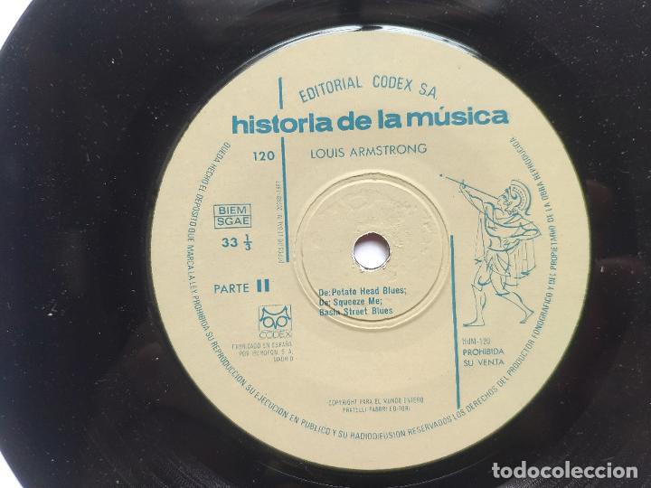 Discos de vinilo: 13 EP s COLECCIÓN COMPLETA JAZZ * CODEX * SWING * BEBOP * COOL JAZZ * HARD BOP * MUCHO TEMA INÉDITO - Foto 9 - 199963151
