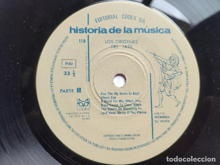 Discos de vinilo: 13 EP s COLECCIÓN COMPLETA JAZZ * CODEX * SWING * BEBOP * COOL JAZZ * HARD BOP * MUCHO TEMA INÉDITO - Foto 13 - 199963151