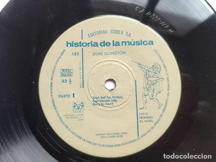 Discos de vinilo: 13 EP s COLECCIÓN COMPLETA JAZZ * CODEX * SWING * BEBOP * COOL JAZZ * HARD BOP * MUCHO TEMA INÉDITO - Foto 20 - 199963151
