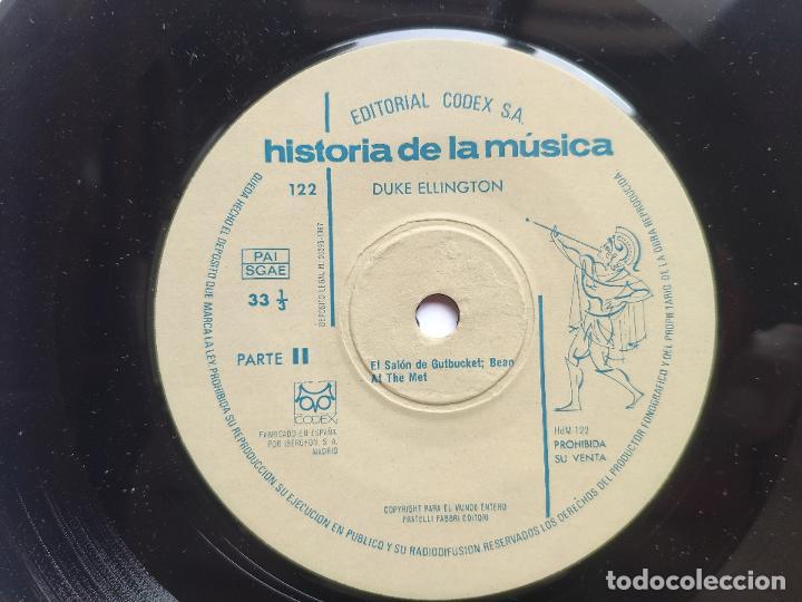 Discos de vinilo: 13 EP s COLECCIÓN COMPLETA JAZZ * CODEX * SWING * BEBOP * COOL JAZZ * HARD BOP * MUCHO TEMA INÉDITO - Foto 21 - 199963151