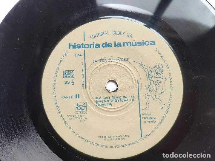 Discos de vinilo: 13 EP s COLECCIÓN COMPLETA JAZZ * CODEX * SWING * BEBOP * COOL JAZZ * HARD BOP * MUCHO TEMA INÉDITO - Foto 29 - 199963151