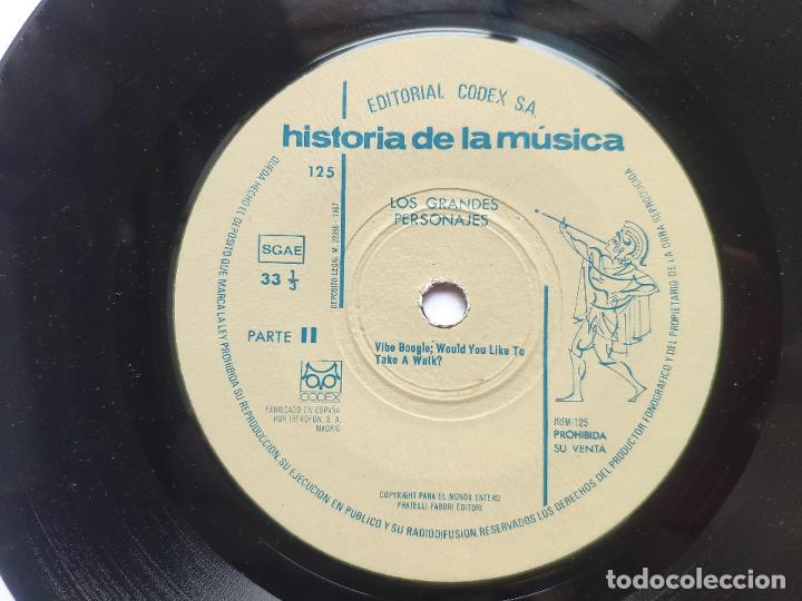 Discos de vinilo: 13 EP s COLECCIÓN COMPLETA JAZZ * CODEX * SWING * BEBOP * COOL JAZZ * HARD BOP * MUCHO TEMA INÉDITO - Foto 33 - 199963151