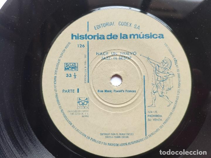 Discos de vinilo: 13 EP s COLECCIÓN COMPLETA JAZZ * CODEX * SWING * BEBOP * COOL JAZZ * HARD BOP * MUCHO TEMA INÉDITO - Foto 36 - 199963151