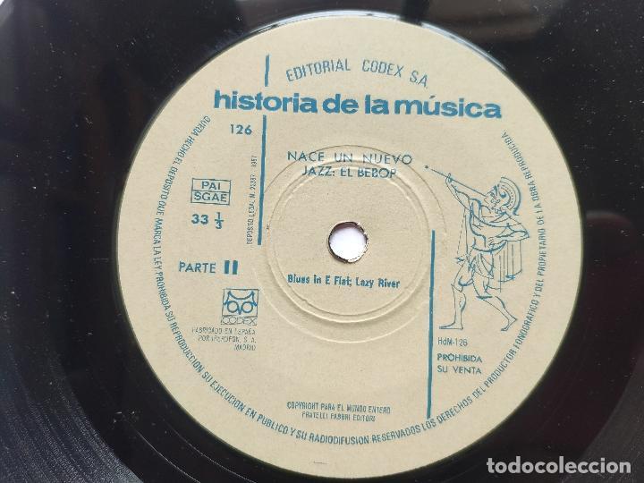 Discos de vinilo: 13 EP s COLECCIÓN COMPLETA JAZZ * CODEX * SWING * BEBOP * COOL JAZZ * HARD BOP * MUCHO TEMA INÉDITO - Foto 37 - 199963151