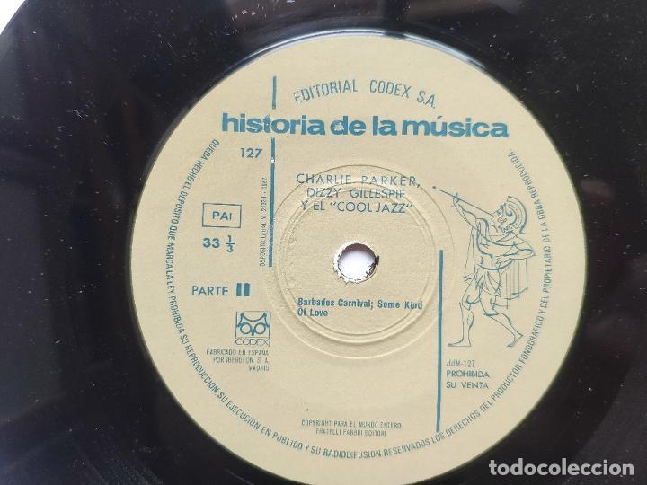 Discos de vinilo: 13 EP s COLECCIÓN COMPLETA JAZZ * CODEX * SWING * BEBOP * COOL JAZZ * HARD BOP * MUCHO TEMA INÉDITO - Foto 42 - 199963151