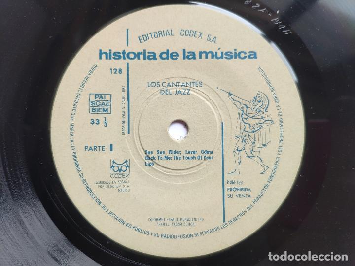 Discos de vinilo: 13 EP s COLECCIÓN COMPLETA JAZZ * CODEX * SWING * BEBOP * COOL JAZZ * HARD BOP * MUCHO TEMA INÉDITO - Foto 45 - 199963151