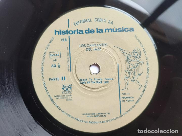 Discos de vinilo: 13 EP s COLECCIÓN COMPLETA JAZZ * CODEX * SWING * BEBOP * COOL JAZZ * HARD BOP * MUCHO TEMA INÉDITO - Foto 46 - 199963151