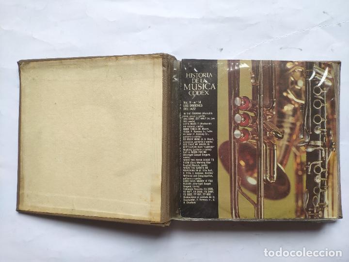 Discos de vinilo: 13 EP s COLECCIÓN COMPLETA JAZZ * CODEX * SWING * BEBOP * COOL JAZZ * HARD BOP * MUCHO TEMA INÉDITO - Foto 54 - 199963151