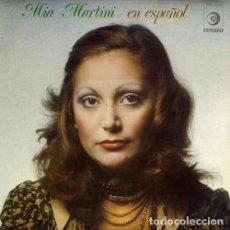 Discos de vinilo: MIA MARTINI - MIA MARTINI EN ESPAÑOL . Lote 199971801