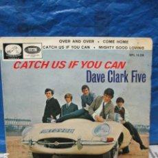 Discos de vinilo: DAVE CLARK FIVE - CATCH US IF YOU CAN . Lote 199973491
