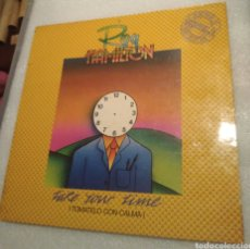Discos de vinilo: ROY HAMILTON - TAKE YOUR TIME. Lote 199977486