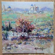 Discos de vinilo: VALLE DE LAS UVAS, VOL.1. UPANEL CULTURA. ASPE. MONFORTE. NOVELDA.. Lote 199993728