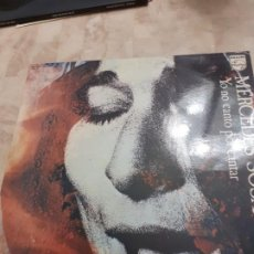 Discos de vinilo: LP MERCEDES SOSA YO NO CANTO POR CANTAR. Lote 200015352