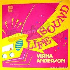 Discos de vinilo: VIRNA ANDERSON – LIFE SOUND . Lote 200029200