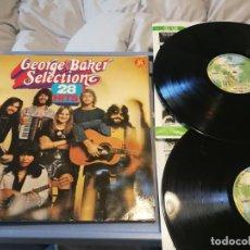 Discos de vinilo: GEORGE BAKER SELECTION 28 HITS AÑO 1975 - DOBLE DISCO - PORTADA ABIERTA - EDICION GERMANY. Lote 200032005