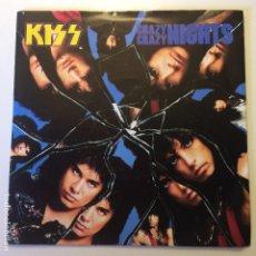 Discos de vinilo: KISS – CRAZY CRAZY NIGHTS / NO,NO,NO UK 1987 VERTIGO. Lote 200053928