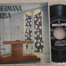 Discos de vinilo: LA HERMANA SONRISA ALLELUIA EP VINYL MADE IN SPAIN 1962. Lote 200056133