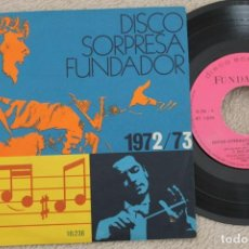Discos de vinilo: TONY ROLAND EXITOS INTERNACIONES HELP EP VINYL COLECCION FUNDADOR MADE IN SPAIN 1972. Lote 200088557