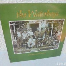 Discos de vinilo: THE WATERBOYS. FISHERMAN´S BLUES. LP VINILO. BMG ARIOLA. 1988. Lote 200097901