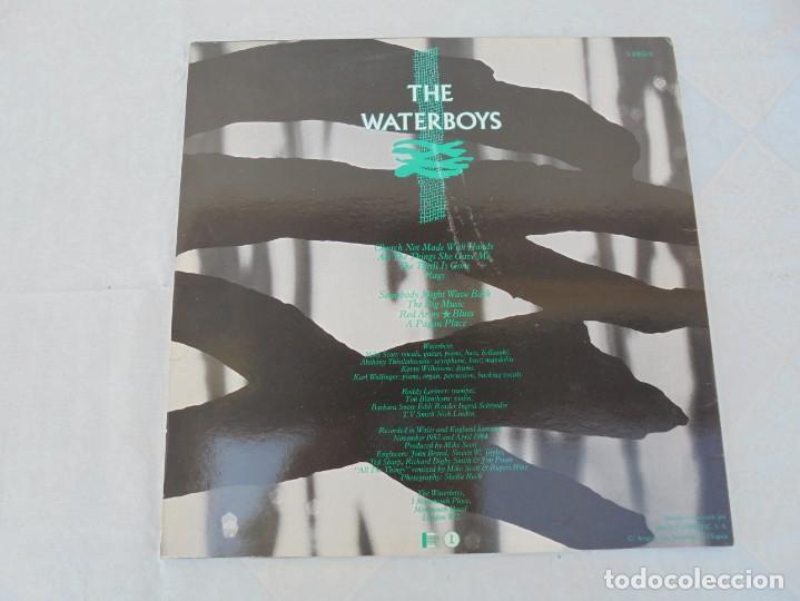 Discos de vinilo: THE WATERBOYS. A PAGAN PLACE. LP VINILO. ARIOLA EURODISC. 1984. - Foto 8 - 200101218