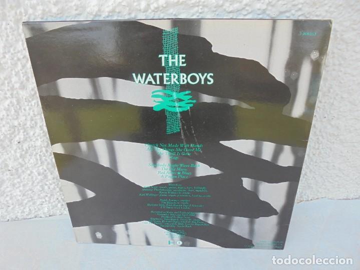 Discos de vinilo: THE WATERBOYS. A PAGAN PLACE. LP VINILO. ARIOLA EURODISC. 1984. - Foto 9 - 200101218