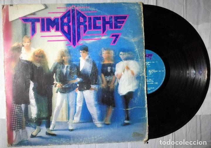 TIMBIRICHE - 7 - 1987 MEXICO (Música - Discos de Vinilo - Singles - Pop - Rock Extranjero de los 80)