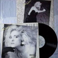 Discos de vinilo: YURI - ISLA DEL SOL - 1988 MEXICO. Lote 200121227