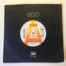 Discos de vinilo: JUDAS PRIEST – FREEWHEEL BURNING /BREAKING THE LAW PROMO UK 1983 CBS. Lote 200126067
